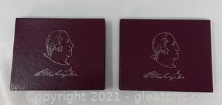 George Washington Silver Half Dollar (2pcs)
