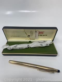 Cross Soft Tip Pen with One Refill