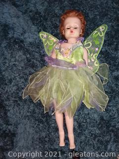 """Vintage 30"""" Sweet Rosemary Miracle Skin Vinyl Doll"""