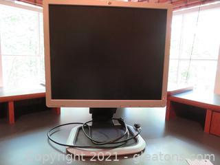 HP Company LA1951g Monitor