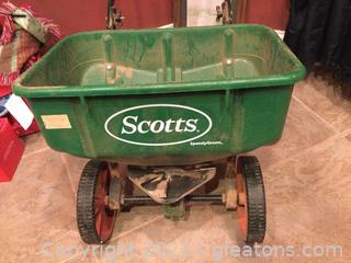 Scott's Speedy Green Spreader