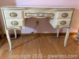 Very Nice Vanity/ Desk