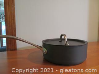 Calphalon Signature Hard-Anodized Nonstick 2½ Qt Sauce Pan