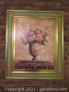 Gorgeous Hydrangeas Painting by Chen