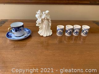 Cute Ceramic & Figurine Lot