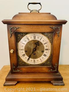 Chiming Hamilton Mantle Clock