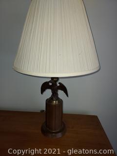 Fabulous Eagle Lamp