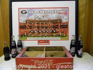UGA & Coke Memorabilia