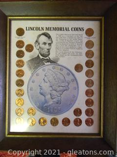 Lincoln Coin Collection