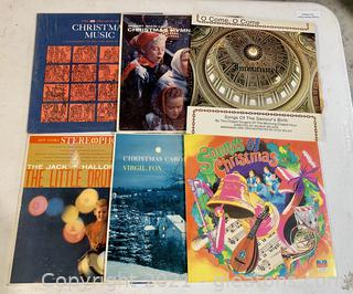 Classics from The 60's-70's Christmas Collection Records
