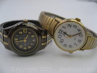 2 Ladies Watches