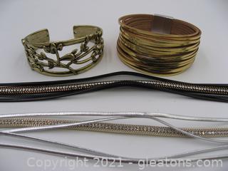 Fashion Bracelet Lot