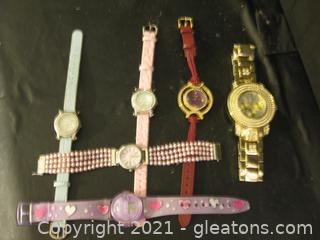 Mixed Group of Women's Watches (Costume)