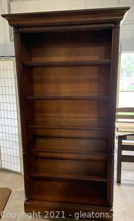 Hamilton Heritage Collection Cabinet with Glass Shelves