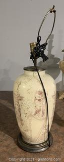Greek Mythological Inspired Lamp