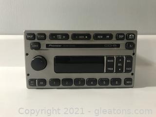 Audio Equipment Radio