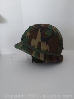 1980's U.S. Army Infantry Paratrooper's Helmet