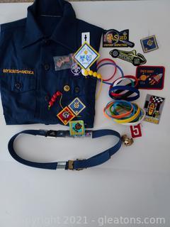 Cub Scout Memorabilia