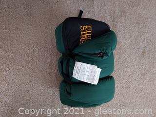 Nice Field & Stream Sleeping Bag (Green)