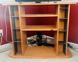 Media Console Stand