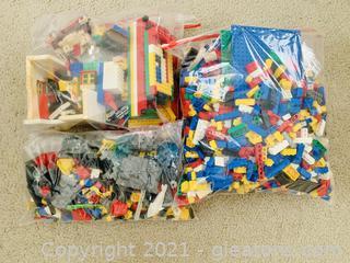 Legos ,Legos,Legos !