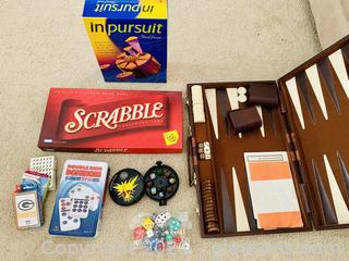 Exciting Game Lot !