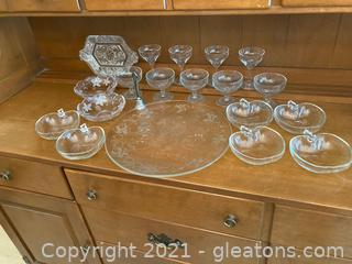 Home Entertainer Glass Collection – 21 Items