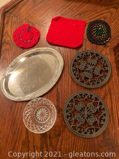 Various Kitchen Accessories