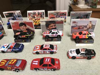 Nascar racing champions 18 cars