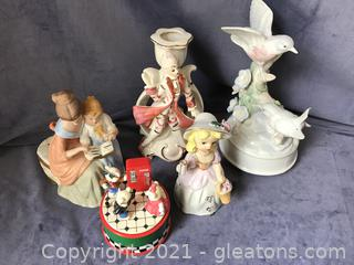 Music boxes and more