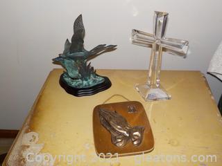 Trio of Peaceful Items