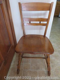 Charming Kitchen Chair