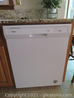 Almost New Whirlpool Dishwasher
