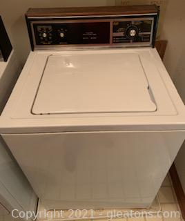 Kenmore Ultra Fabric Care, Heavy Duty Washer , 80 Series (Upstairs)