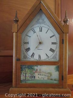 Charming Westinghouse Clock
