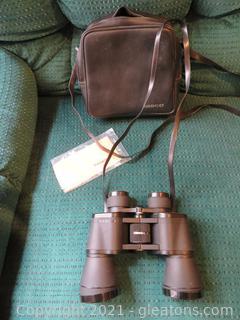 Tosco 10 x 50 Zip Focus Binoculars