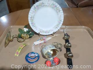 10 Piece Lot of Fascinating Vintage Artifacts