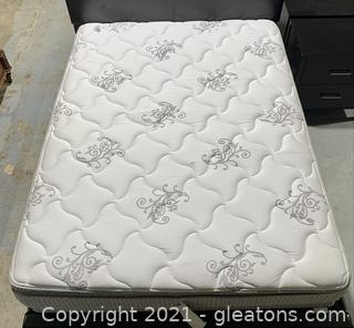 Amherst Pillow Top Queen Mattress and Boxsprings