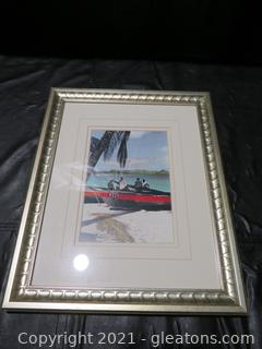 Tropical Painting - Framed