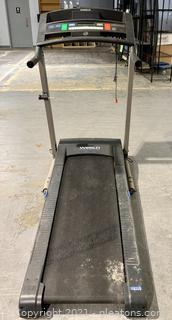 Weslo 10-Quick Speed Treadmill G-40