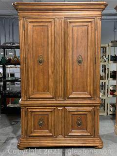 Bernhardt Armoire with Drawers