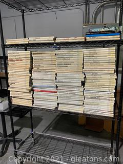 National Geographic Society Book Collection (150+ Books Lot)