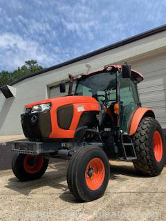 Nice Kubota M5-091 Cab Tractor (JUST SERVICED) Online Auction
