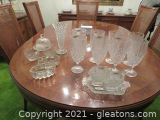 Glass Lot- Variety of Delightful Items!