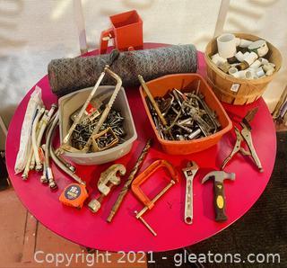 Tools, Tools, Tools !