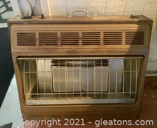 Infra-Stat Gas Heater