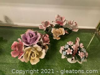 Colorful Floral Capodimante