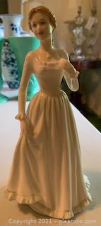 Royal Doulton Bone China Figurine
