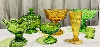 Matchless Moon and Stars Glass Collection