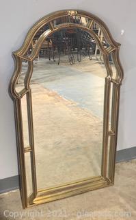 Arched Mirror by Carolina Mirror Co.